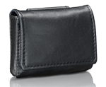 Leather insulin pump case