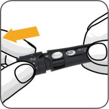 accu-chek fastclix step 3