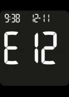 Accu-Chek Instant Error Code - E-12