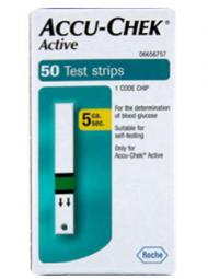 Accu-Chek Active test strips