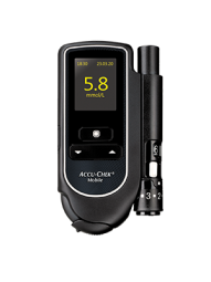 Accu-Chek Mobile with FastClix M2