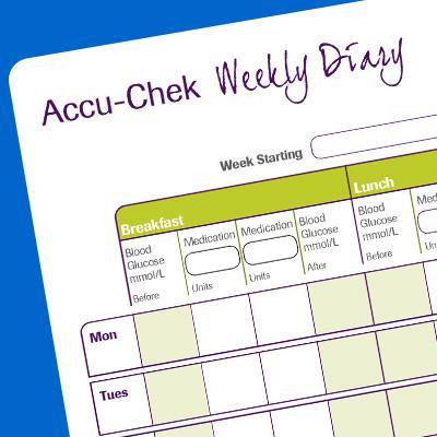 Accu-Chek Weekly Diary
