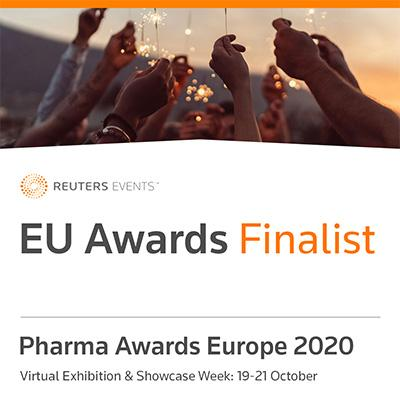 Finalist for Most Promising Agile Transformation in Pharma