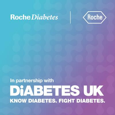 Roche Diabetes Care in partnership with Diabetes UK