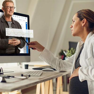 Is digital healthcare the answer?