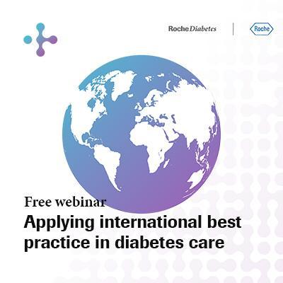 Webinar: Applying international best practice in diabetes care