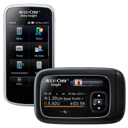 Accu-Chek Insight Insulin Pump