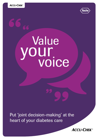 value your voice leaflet